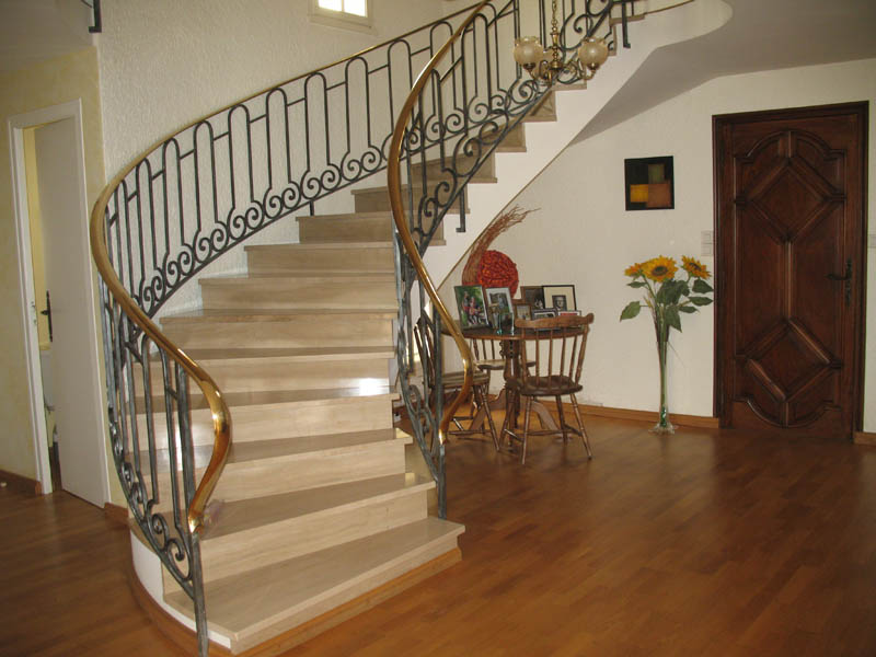 b&b Bressuire staircase